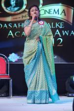 at 143rd Dadasaheb Phalke Academy Awards 2012 on 3rd May 2012 (127).JPG