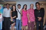 Anupam Kher, Shakti Kapoor, Bhairavi Goswami, Pawan Shankar at Bhatti on Chutti msuic launch in Fun Republic on 7th May 2012 (51).JPG