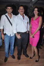 Bhairavi Goswami, Pawan Shankar at Bhatti on Chutti msuic launch in Fun Republic on 7th May 2012 (24).JPG