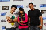Meiyang Chang, DJ Rink and Bhushan Motiani at the 14th anniversary at The Water Kingdom in Mumbai on 6th May 2012.JPG