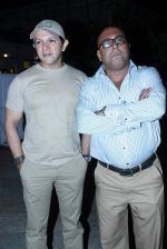 Amol Shetge, Imran Khan at Love Recipe music launch in Mumbai on 9th May 2012 JPG (27).JPG