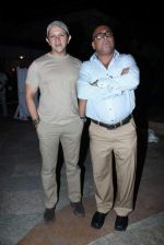 Amol Shetge, Imran Khan at Love Recipe music launch in Mumbai on 9th May 2012 JPG (29).JPG