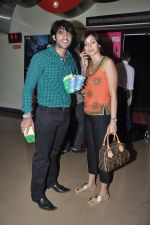 Hiten Tejwani, Gauri Tejwani at the Special screening of dangerous Ishq in PVR, Juhu, Mumbai on 10th May 2012 (1).JPG