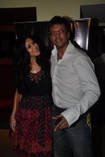 Nandana Sen, Javed Jaffery at the Premiere of The Forest in PVR, JUhu, Mumbai on 10th May 2012 (34).JPG