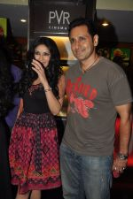 Nandana Sen, Pravin Dabbas at the Premiere of The Forest in PVR, JUhu, Mumbai on 10th May 2012 (38).JPG