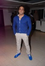 Abhishek Awasthi at Hotel Grace Residency launch in 4 Bungalows on 11th May 2012 (42).JPG
