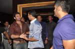 Akshay Kumar, Sunil Shetty, Mimoh Chakraborty at the first look of movie Tukkaa Fit in Novotel, Mumbai on 11th May 2012  (3).JPG