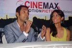Melanie Kannokada, Lavrenti Lopes at Love Lies and Seeta film press meet in Cinemax on 12th May 2012 (9).JPG