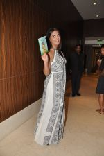 Lara Dutta unveils her Prenatal Yoga DVD in Mumbai on 15th May 2012 (1).JPG