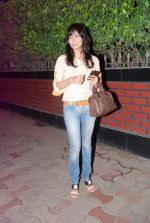 Shruti Sharma at The Forest film premiere bash in Mumbai on 15th May 2012 (84).JPG