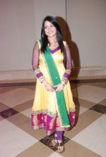 Shweta Choudhary at Bhai Aur Bhaiyya serial launch by Vipul Shah in J W Marriott,  Mumbai on 15th May 2012 (69).JPG