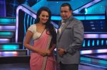 Sonakshi Sinha, Mithun Chakraborty promotes Rowdy Rathore on DID L_il Masters in Mumbai on 15th May 2012 (12).JPG