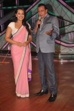 Sonakshi Sinha, Mithun Chakraborty promotes Rowdy Rathore on DID L_il Masters in Mumbai on 15th May 2012 (19).JPG
