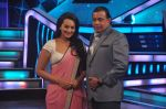 Sonakshi Sinha, Mithun Chakraborty promotes Rowdy Rathore on DID L_il Masters in Mumbai on 15th May 2012 (32).JPG