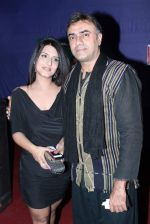 Rajit Kapur, Roop Bhatia at DELHI EYE first look unveiled by Rakesh Roshan in Filmistan Studio on 18th May 2012 (16).JPG