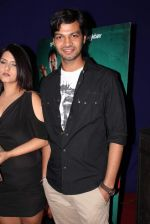Roop Bhatia,  Nimesh Srivastava at DELHI EYE first look unveiled by Rakesh Roshan in Filmistan Studio on 18th May 2012 (25).JPG