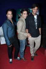 Vikram Rai,Nimesh Srivastava at DELHI EYE first look unveiled by Rakesh Roshan in Filmistan Studio on 18th May 2012 (14).JPG