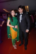 Drashti Dhami and Vivian Dsena at Madhubala serial red carpet launch in Cinemax, Mumbai on 21st  May 2012 (147).JPG