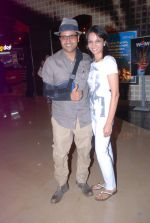 Ash Chandler, Seema Rahmani at Love Wrinkle Free film screening in PVR, Mumbai on 22nd May 2012 (54).JPG