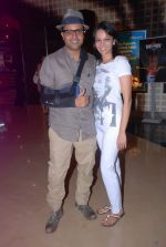 Ash Chandler, Seema Rahmani at Love Wrinkle Free film screening in PVR, Mumbai on 22nd May 2012 (56).JPG
