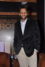Bikram Saluja at the launch of Travelling with the Pros in Four Seasons, Worli, Mumbai on 22nd May 2012 (26).JPG