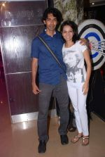Seema Rahmani, Sandeep Mohan at Love Wrinkle Free film screening in PVR, Mumbai on 22nd May 2012 (57).JPG