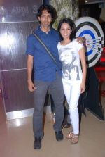 Seema Rahmani, Sandeep Mohan at Love Wrinkle Free film screening in PVR, Mumbai on 22nd May 2012 (58).JPG