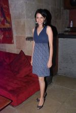 Seema Rahmani at Love Wrinkle Free bash in Shiro, Mumbai on 23rd May 2012 (4).JPG
