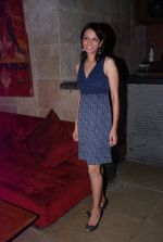 Seema Rahmani at Love Wrinkle Free bash in Shiro, Mumbai on 23rd May 2012 (9).JPG