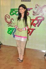 Trishikha Ashish Tripathi at Sony TV Byah Hamari Bahu ka bash in J W Marriott on 24th May 2012 (7).JPG