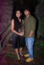 Aakanksha Singh, Kunal Karan Kapoor at Na Bole Tum Ne Maine Kuch Kaha Bash in Andheri, Mumbai on 25th May 2012 (51).JPG