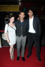 Giju John, Sandeep Mohan at Love Wrinkle Free Harley Davidson event in PVR, Mumbai on 25th may 2012 (93).JPG