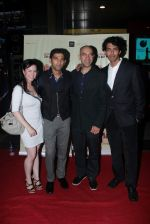 Giju John, Sandeep Mohan at Love Wrinkle Free Harley Davidson event in PVR, Mumbai on 25th may 2012 (95).JPG