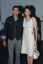 Seema Rahmani,Giju John at Love Wrinkle Free Harley Davidson event in PVR, Mumbai on 25th may 2012 (78).JPG