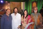 Richa Sharma, leslie lewis, Roop Kumar Rathod at Eternal Winds album launch in Ajivasan Hall on 29th May 2012 (6).JPG