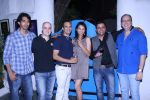 Sandeep Mohan, Ashwin Mushran, Actor Theron D�souza, Seema Rahmani, Ash Chandler, Sohrab Ardeshir at Olive Bandra Celebrates release of the Film Love, Wrinkle- Free in Mumbai .JPG