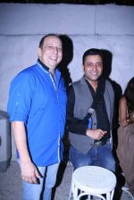 Sohrab Ardeshir & Ash Chandler at Olive Bandra Celebrates release of the Film Love, Wrinkle- Free in Mumbai on 29th May 2012.JPG