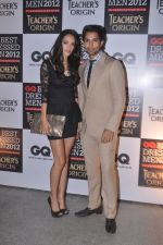 Angela Jonsson and Sahil Shroff at the GQ Best Dressed Event.JPG
