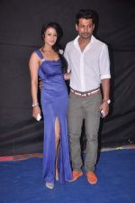 Barkha Bisht, Indraneil Sengupta at Indian Telly Awards 2012 in Mumbai on 31st May 2012 (67).JPG