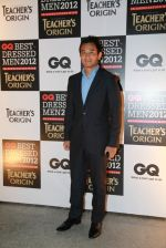Bhaichung Bhutia at the GQ Best Dressed Event.JPG