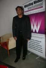 A R Rahman at Whistling woods bollywood celebrations in Filmcity on 1st June 2012 (1).JPG