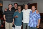 Anjan Shrivastava,Anang Desai, Raza Murad, Rakesh Bedi at Anjan Shrivastava birthday in Raheja Classic, Mumbai on 2nd May 2012 (58).JPG