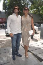 Pooja Bedi, Akashdeep Saigal at Hakkasan anniversary bash on 3rd June 2012 (104).JPG