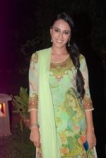 Swara Bhaskar at Machli Jal Ki Rani Hai Movie Promotion Event in Madh Island on 4th June 2012 (48).JPG