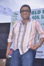 Kunal Ganjawala at world environment day celebrations in Mumbai on 5th June 2012 (24).JPG