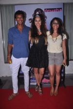 Milind Soman, Shahana Goswami at Anusha Dandekar album launch in Tryst, Mumbai on 5th June 2012 (46).JPG