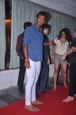 Milind Soman, Shahana Goswami at Anusha Dandekar album launch in Tryst, Mumbai on 5th June 2012 (47).JPG