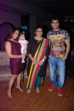 Sai Deodhar, Shakti Anand, Shrabani Deodhar at Shrabani Deodhar_s birthday bash in Fat Cat Cafe on 6th June 2012 (58).JPG