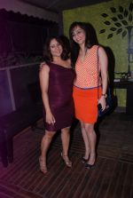 Sai Deodhar, Tina Kuwajerwala at Shrabani Deodhar_s birthday bash in Fat Cat Cafe on 6th June 2012 (42).JPG