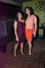 Sai Deodhar, Tina Kuwajerwala at Shrabani Deodhar_s birthday bash in Fat Cat Cafe on 6th June 2012 (43).JPG